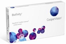 Biofinity šošovky