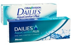 Dailies AquaComfort Plus (30 šošoviek)