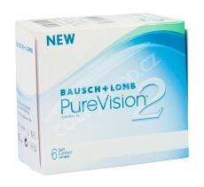 šošovky PureVision 2