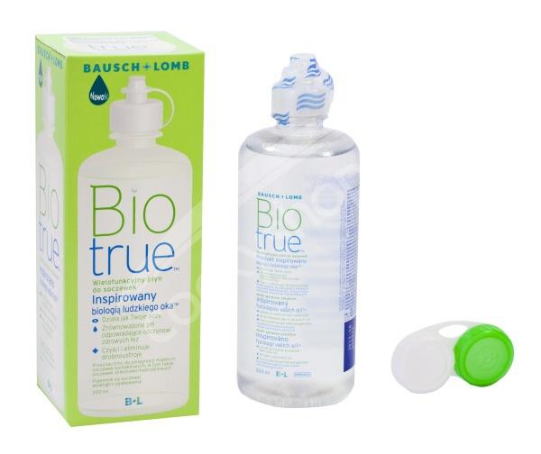 6d4396634 Roztok Biotrue Multi-Purpose 300ml s puzdrom | Prolens.sk